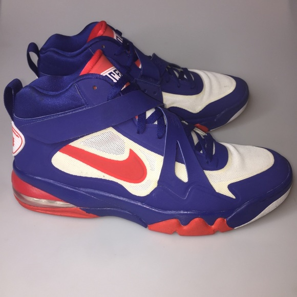 picked up exclusive range wholesale price Nike Air Force Max CB 2 HYP 34 Basketball Sneakers